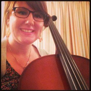 My rental cello!